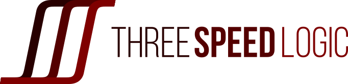 Three-Speed Logo